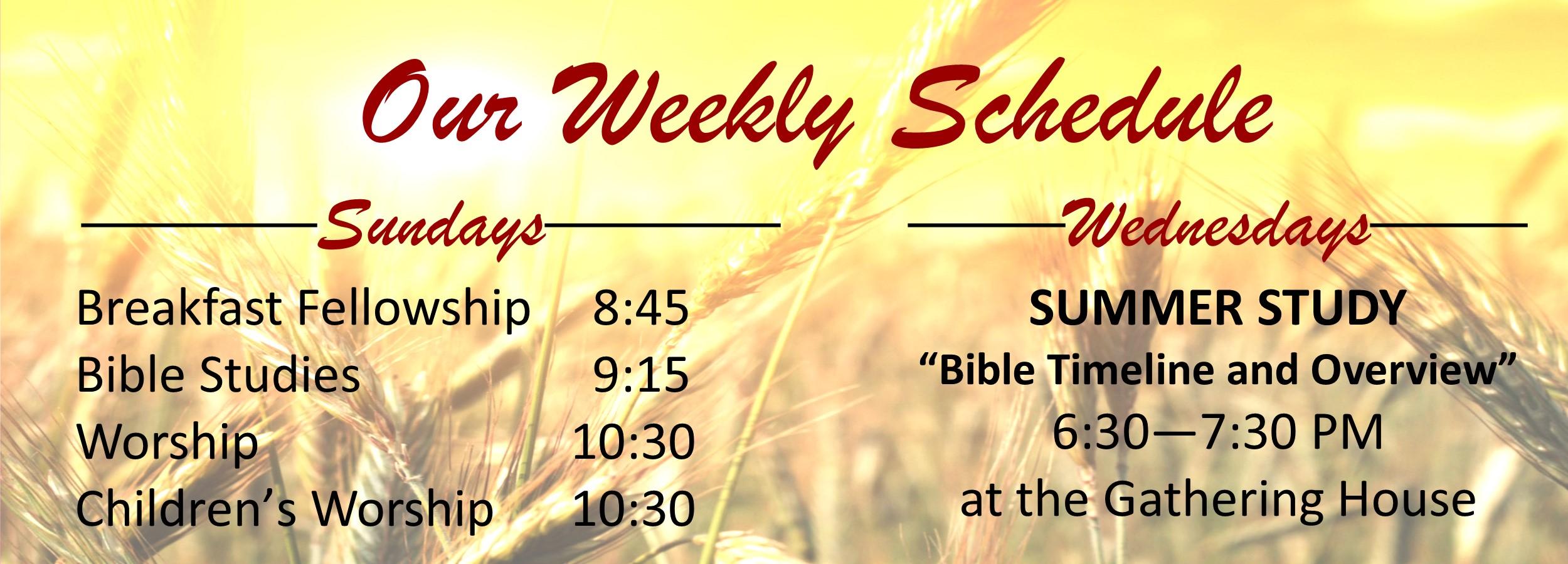 Worship-schedule-summer-slider